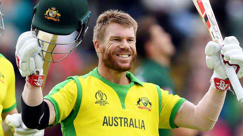 David Warner pulls out of The Hundred