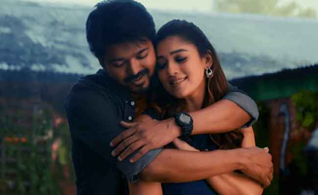 Vijay and nayanthara share a very special coincidence in 2020, bigil actors can say 'same pinch' now!
