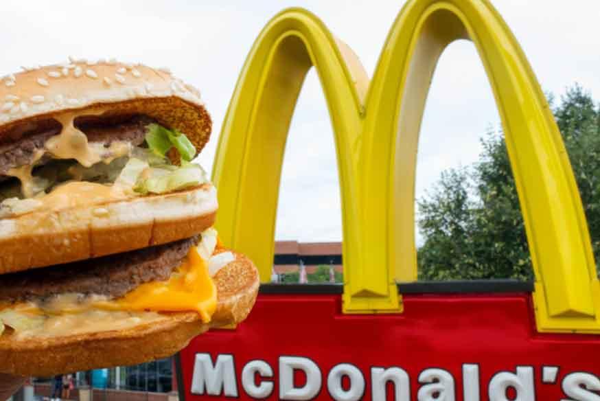 McDonald's profit slides as restaurants limit services