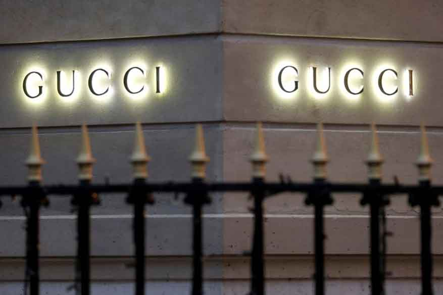 Gucci owner Kering to open chemical lab in Italy