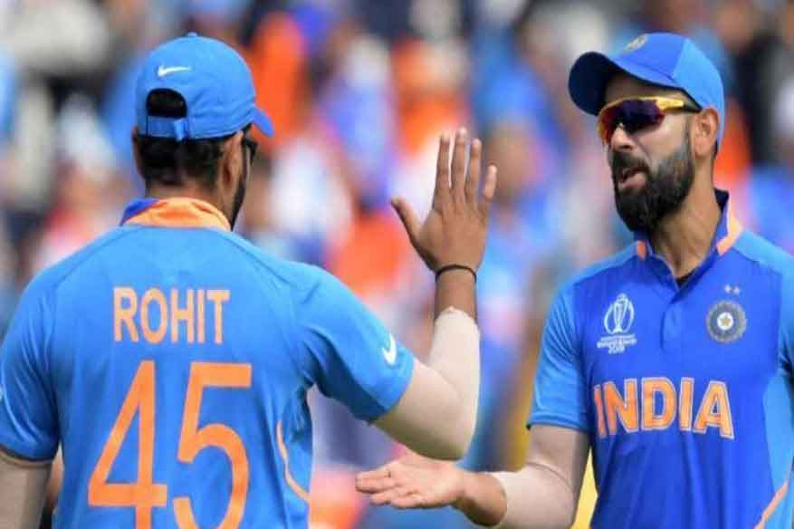 Virat-Rohit is India's defining pair: Sangakkara