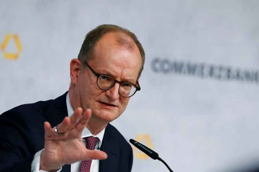 Commerzbank CEO offers to resign to give bank a fresh start