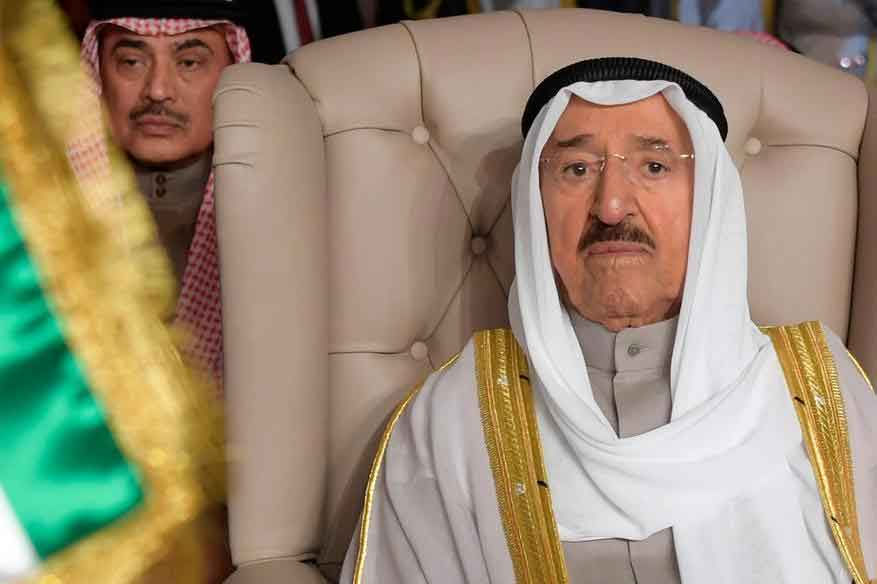 News of Kuwait emir's health reassuring, parliament speaker says