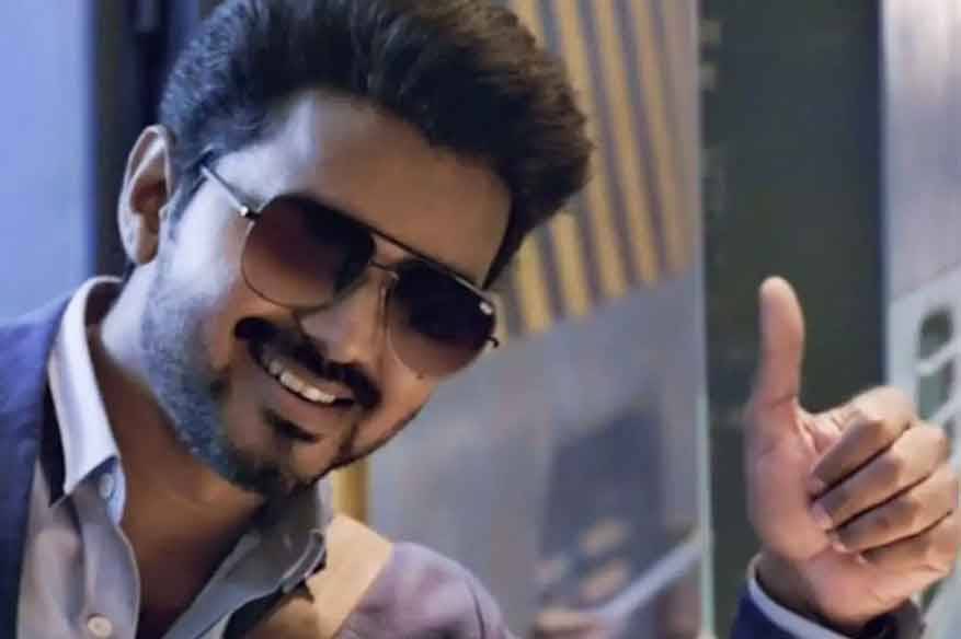 Thalapathy Vijay's films ruling the TV channels in lockdown