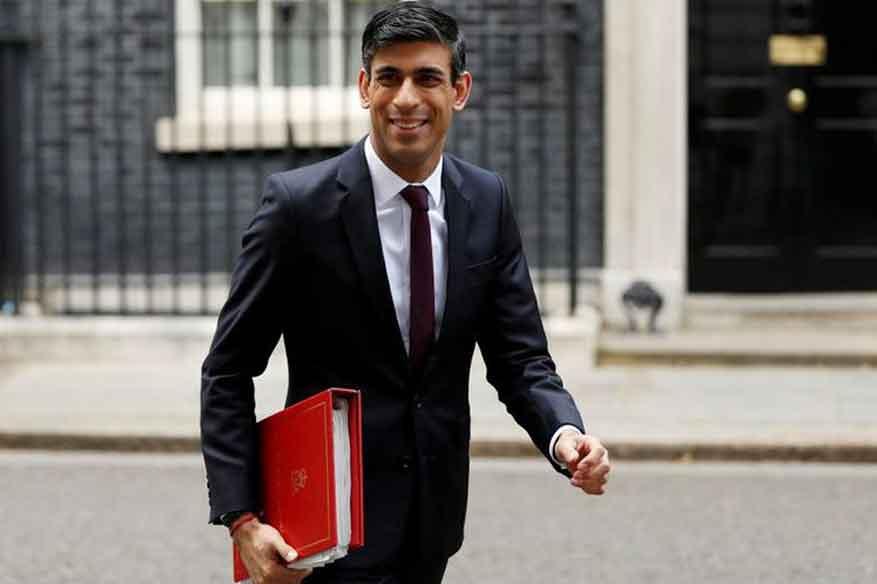 UK's Sunak pledges 30 billion pounds to stem unemployment crisis