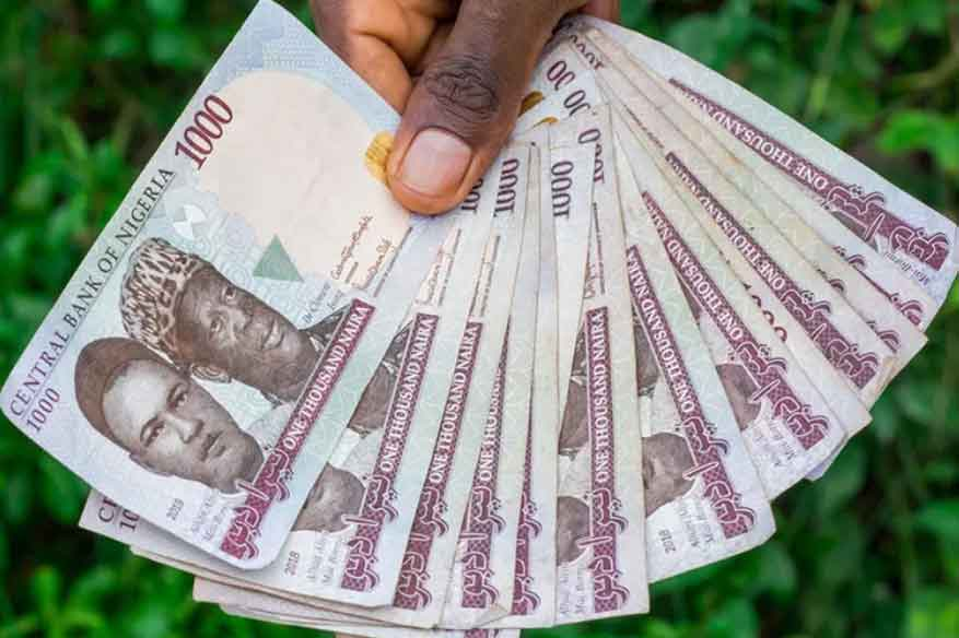 Nigeria naira eases to new low on black market on plans to reopen airports