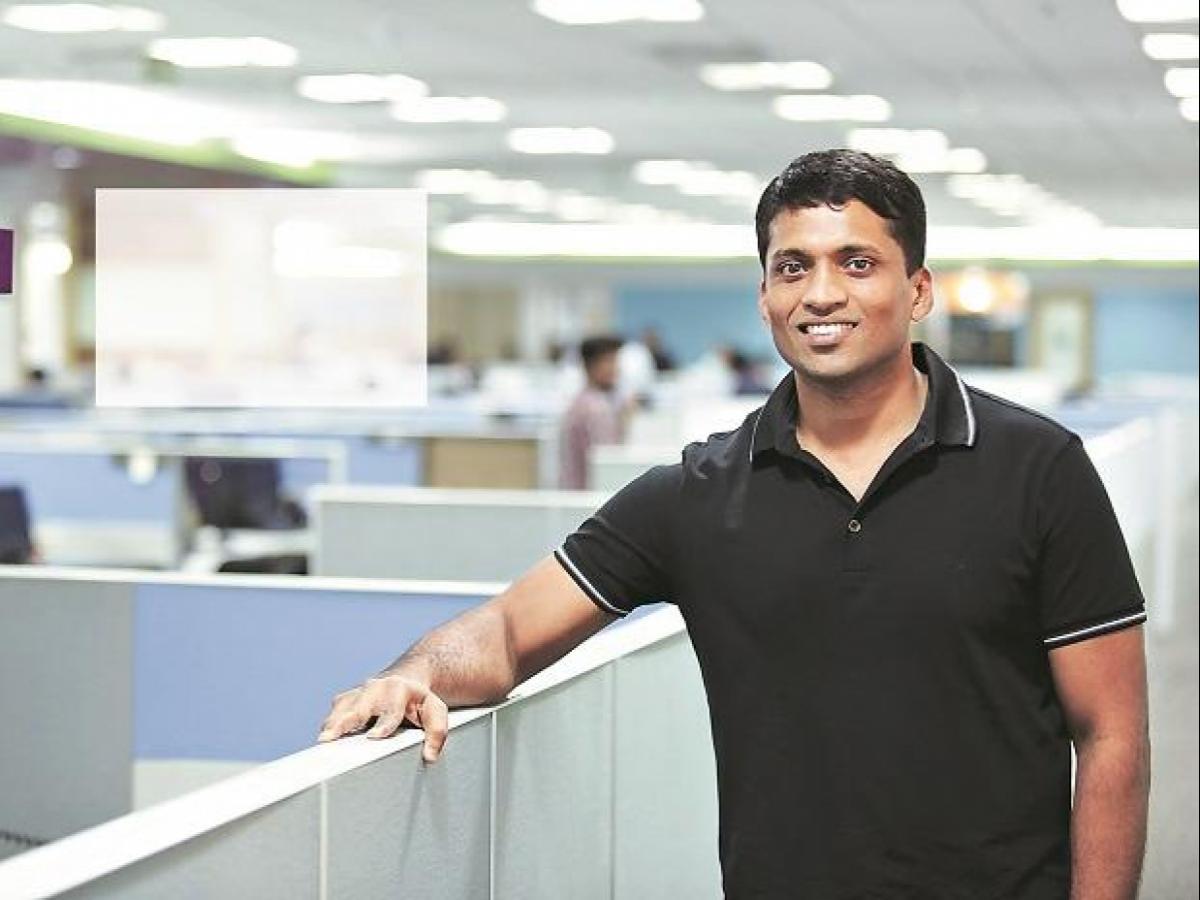 Byju's Raveendran